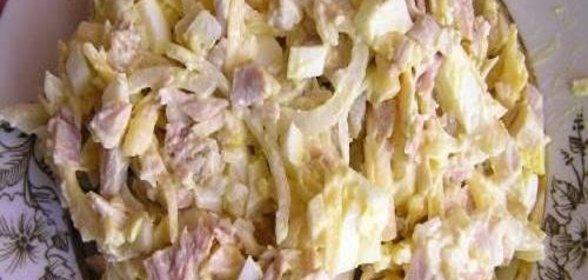 Салаты из курицы рецепты пошагово