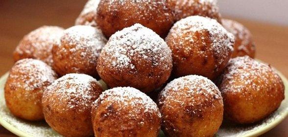 Пончики американские рецепт с фото