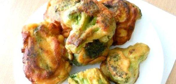 Замороженная капуста брокколи в кляре пошаговый рецепт