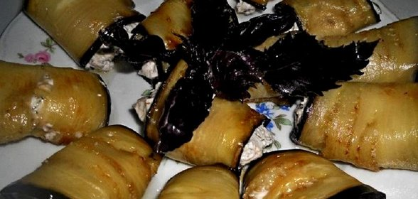 Баклажаны рецепты приготовления с фото пошагово