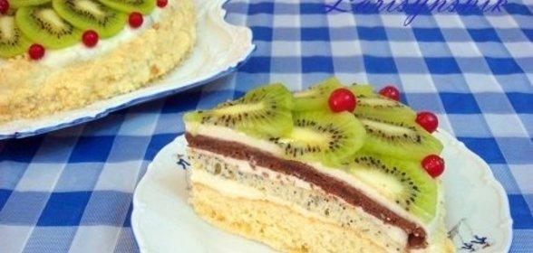 Интересные рецепты тортов в домашних условиях