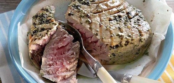Рецепты приготовления тунец в