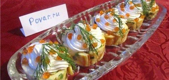 Рецепты закусок на праздничный стол с пошагового