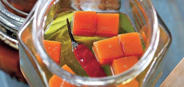 Острая морковь рецепт в домашних условиях