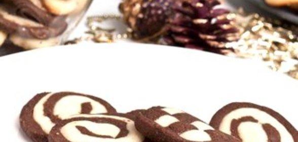 Печенье домашнее с шоколадом рецепт с пошагово