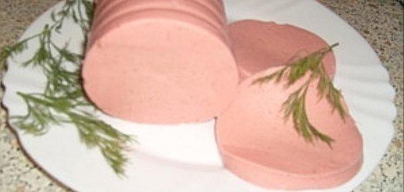 Колбаса вареная в домашних условиях рецепт с фото из свинины