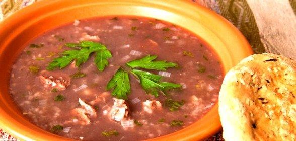 Суп харчо пошаговый рецепт грузинский рецепт