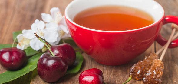 Чай из вишни рецепт
