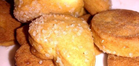 Рецепт сахарное песочное печенье рецепт пошагово