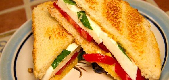 Бутерброды в домашних условиях рецепты с фото пошагово
