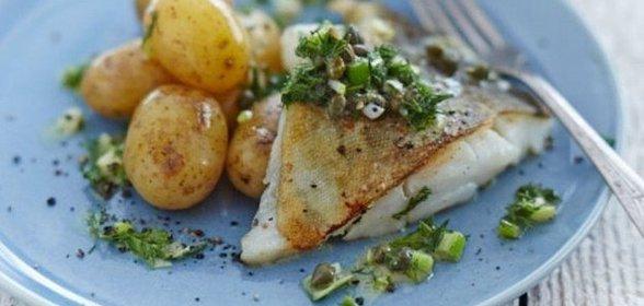 Рецепты из филе трески и картофеля