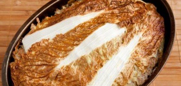 Голубцы рецепт с пошагово в утятнице