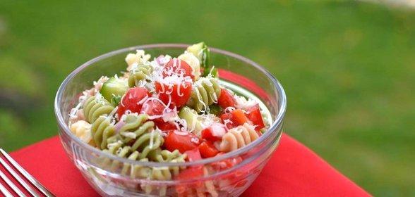 Салаты итальянской кухни с фото