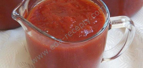 Рецепт кетчупа на зиму пошагово