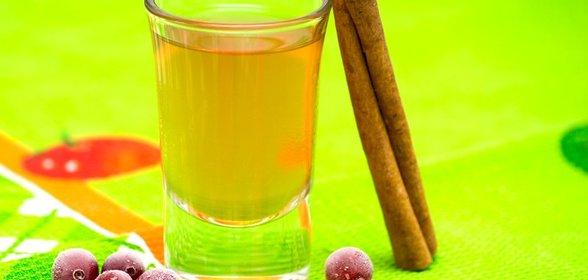 სასმელი ginger გაღრმავებას potency