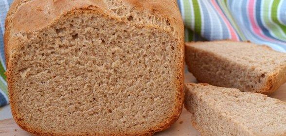 Хлеб в хлебопечке пошаговое