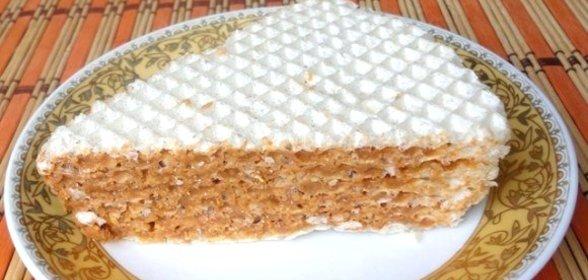 Рецепт тортов из коржей с фото