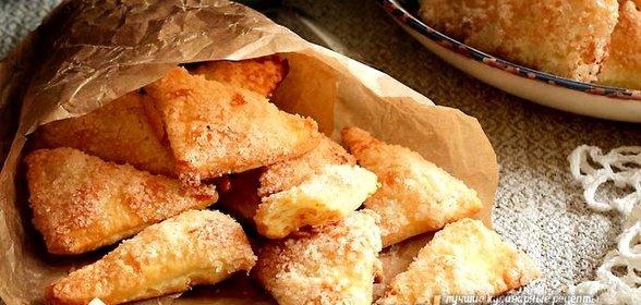 Приготовить печенье пошагово