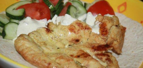 Куриные грудки жареные рецепты пошагово