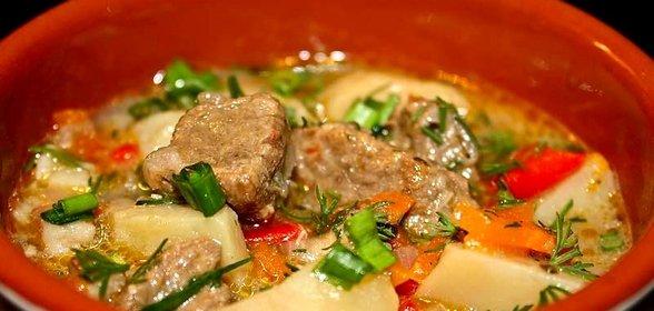 Рецепт мясного блюда на английском языке с переводом