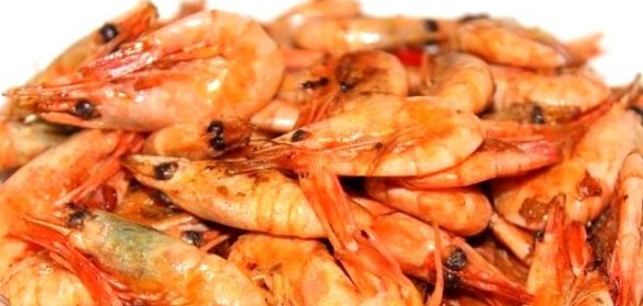 Креветки приготовить рецепт пошагово