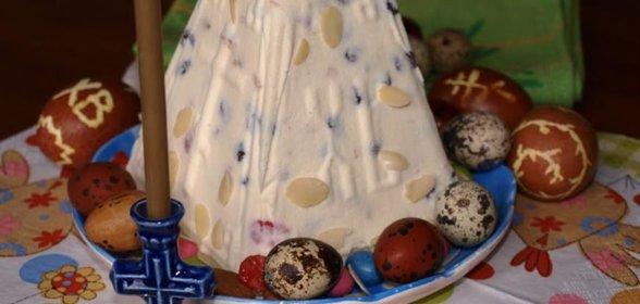 Вкусный рецепт пасхи с фото пошагово