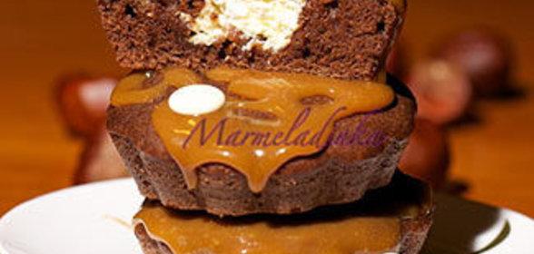 Капкейк шоколадный рецепт пошагово с в