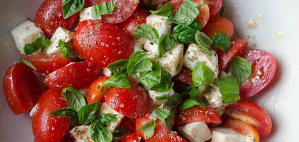 Вкусные простые несложные салаты