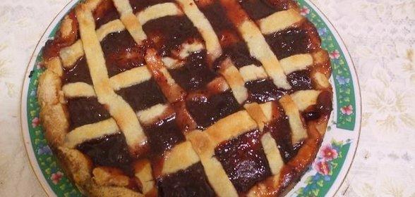 Легкий пирог с вареньем рецепты с фото