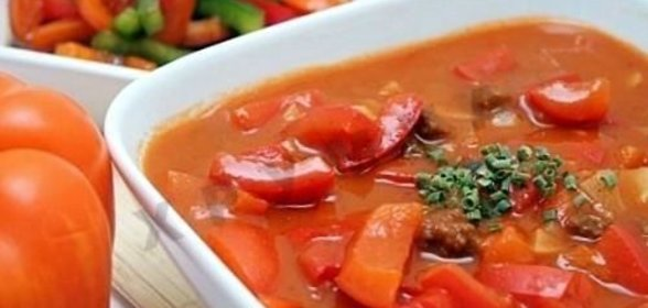 Лечо с луком и морковью пошагово