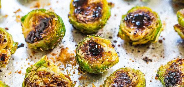 капуста брюссельская в духовке рецепты приготовления